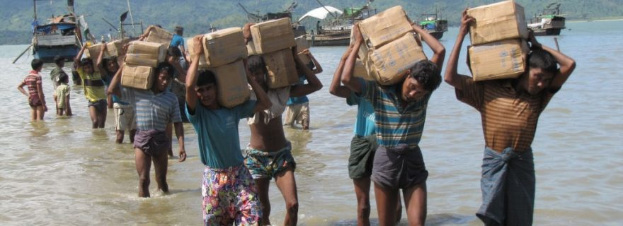 Ethnic Cleansing Brought On by Democracy: The Appalling Case of the Rohingya
