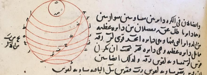 An Arabic Astronomical Curriculum in the Leiden University Library