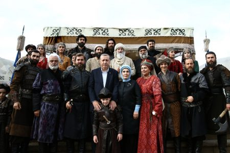 Creating a Suitable Past: From the Turkish History Thesis to Ertuğrul