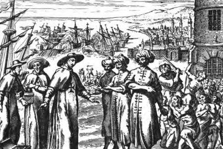 Muslim slaves in early modern Europe: a forgotten history of slavery